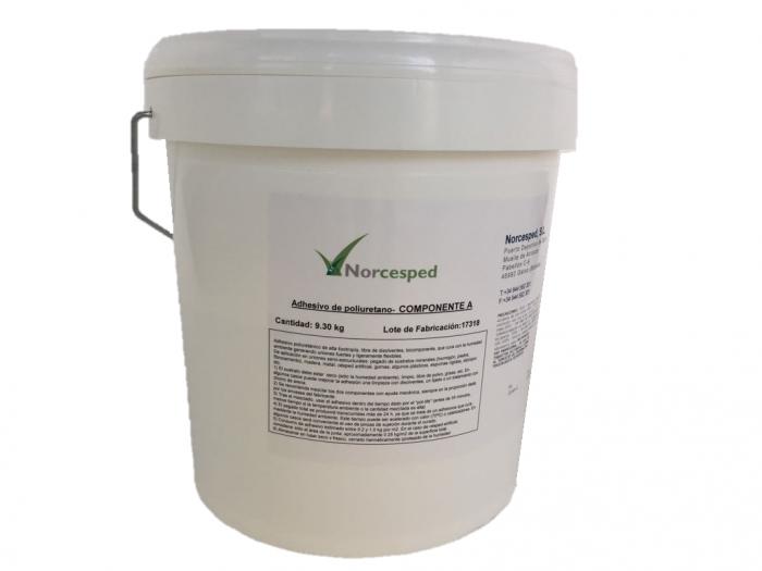 colección césped artificial Norcesped Adhesivo bicomponente
