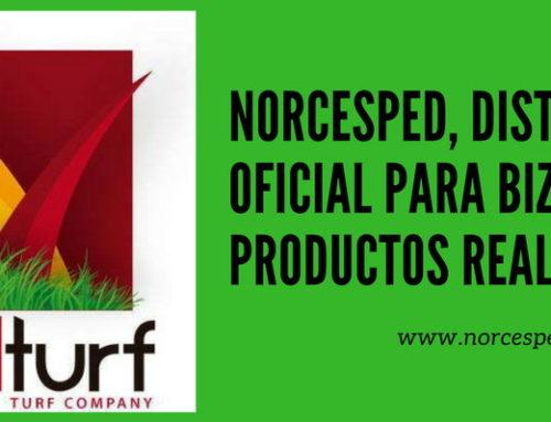 El césped artificial Norcesped es RealTurf