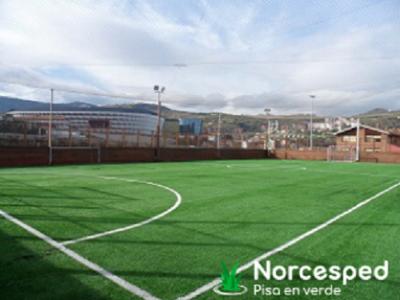 Césped artificial fútbol Deusto Bilbao