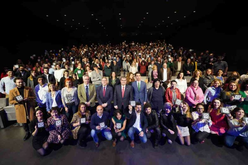 XV Gala Bilbao Emprende